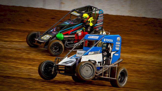 Sweet Springs USAC Midgets $6K to Win