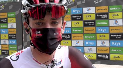 Brandon McNulty: A Silent And Confident Leader In Pogačar For UAE Team Emirates At The 2021 Tour De France