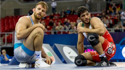 Taylor And Yazdani Are The Favorites At 86kg
