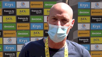 Steve Bauer: A Grueling Fight For The Podium On Mont Ventoux For Stage 11 At The 2021 Tour De France