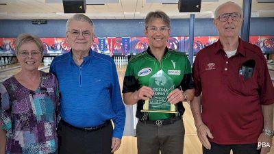 Amleto Monacelli Wins PBA50 Odessa Open For 10th PBA50 Title