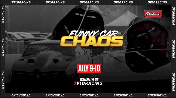 picture of 2021 Funny Car Chaos at Kansas International Dragway