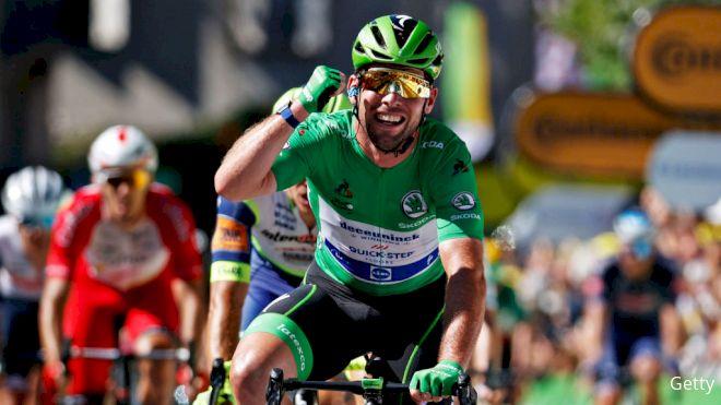Mark Cavendish Equals Eddy Merckx Tour de France Record