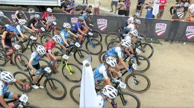 Replay: Junior Women XC (17-18) - 2021 USA Cycling Mountain Bike National Championships