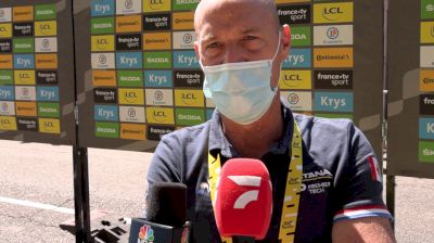 Steve Bauer: Astana Playing Two Roles On Stage 14 At The 2021 Tour De France