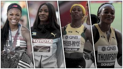 Is Gabby Thomas The 200m Favorite Over Jamaicans And Miller-Uibo?