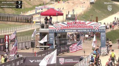 Replay: U23 Women XC - 2021 USA Cycling Mountain Bike National Championships