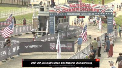Replay: Pro Men's XC - 2021 USA Cycling Mountain Bike National Championships