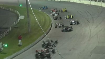 Feature #2 Replay | Supermodifieds at Oswego Speedway
