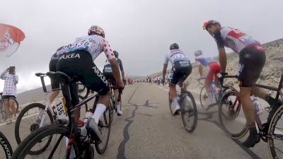 On-Board Highlights: Extended Highlights From Inside The Peloton On Stage 11