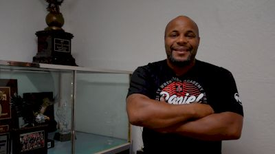 Check Out Daniel Cormier's New Wrestling Academy