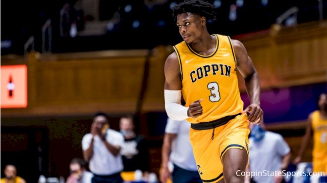 2021 Draft Profile: Coppin State's Anthony Tarke