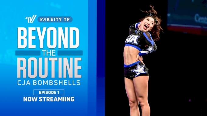 picture of Beyond The Routine: CJA Bombshells