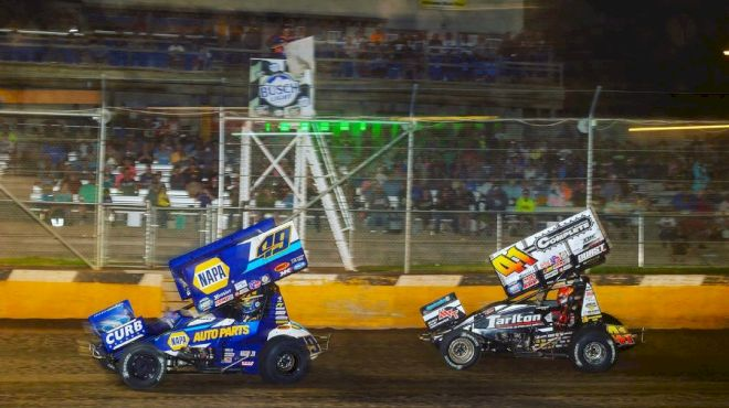 Brad Sweet In Control As World Of Outlaws Enter Month Of Money