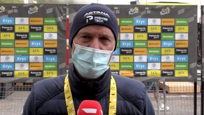 Steve Bauer: Another Chance For Astana On Stage 16 Of The 2021 Tour De France