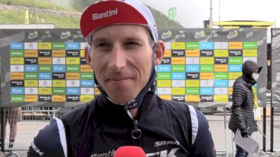 Bauke Mollema: 'Tomorrow Will Be Crucial For The GC' Stage 16 At The 2021 Tour De France