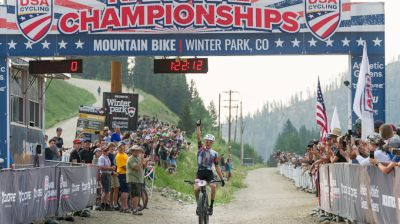 Recap: 2021 XC National Champions Crowned As Downhill Racers Prepare For Finals At The 2021 USA Cycling Mountain Bike National Championships