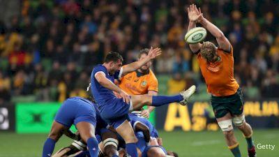 Highlight: Australia vs France