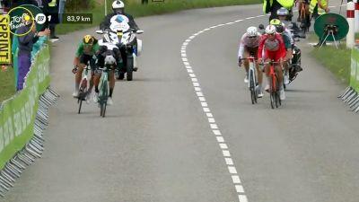Michael Matthews, Sonny Colbrelli Take Intermediate Sprint Points On Stage 16 - 2021 Tour de France