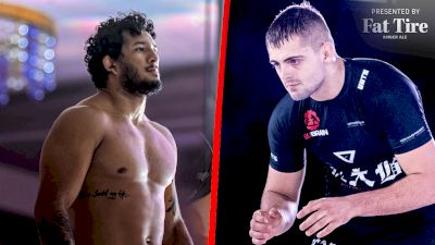 William Tackett Steps Up vs Lucas Barbosa at Road to ADCC