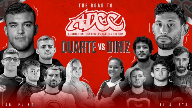 UNLOCKED: Road to ADCC