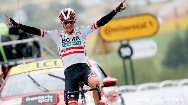 Konrad Wins Hilly Tour Stage As Elite Clique Finish Together
