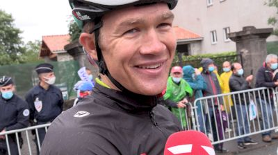 Christopher Juul-Jensen: Managing The Suffering And Patience On Stage 16 At The 2021 Tour De France
