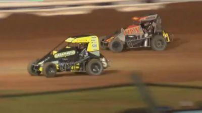 Highlights | USAC Tuesday Night Thunder at Red Dirt Raceway
