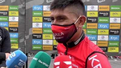 Nairo Quintana: A Special, Yet Difficult Battle For The KOM At The 2021 Tour De France (SPANISH)