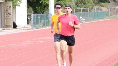 Workout Wednesday: Pat Casey Goes To The Well | 800/2x1k/2x600/3x400/4x200