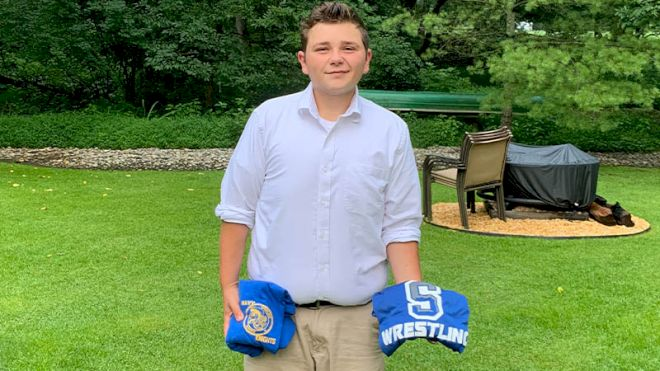 How Wrestling Inspired A New Jersey Teen To Change His Life