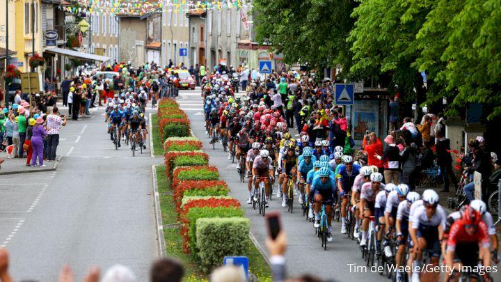 Regardez au Canada: l'Étape 17 du Tour de France 2021