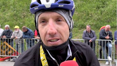 Michael Woods: 'I Came Apart On The Last Climb' On Stage 17 Of The 2021 Tour De France