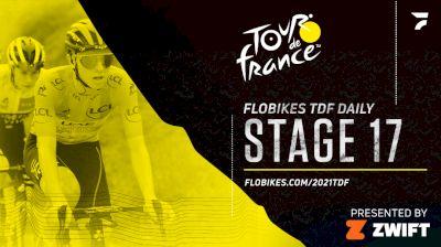 KOM Battle Turned On Its Head As Tadej Pogacar Makes A Statement | FloBikes Tour de France Daily