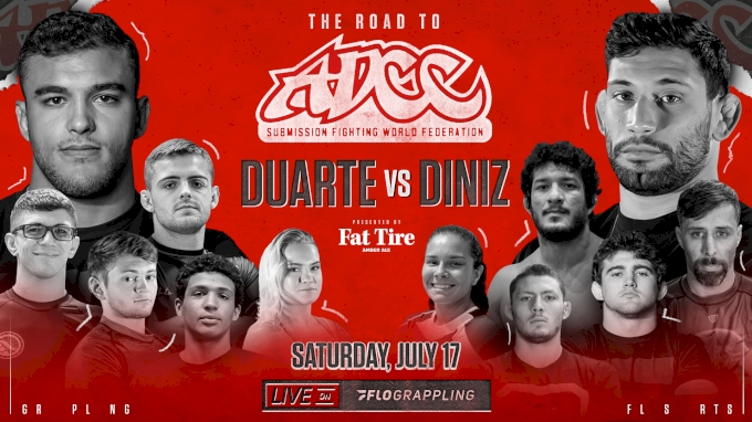 picture of 2021 FloGrappling Road to ADCC