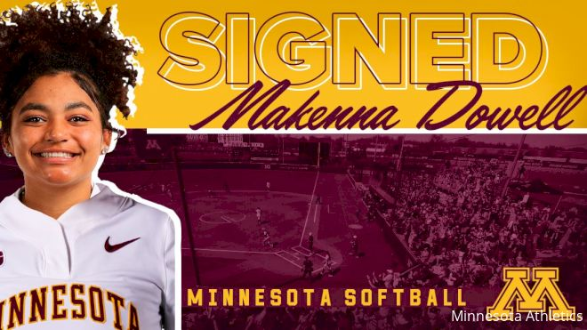 Dowell Joins Gophers as Graduate Transfer