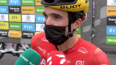 Pello Bilbao: 'We Don't Have Anything To Hide' - Stage 18 Of The 2021 Tour De France