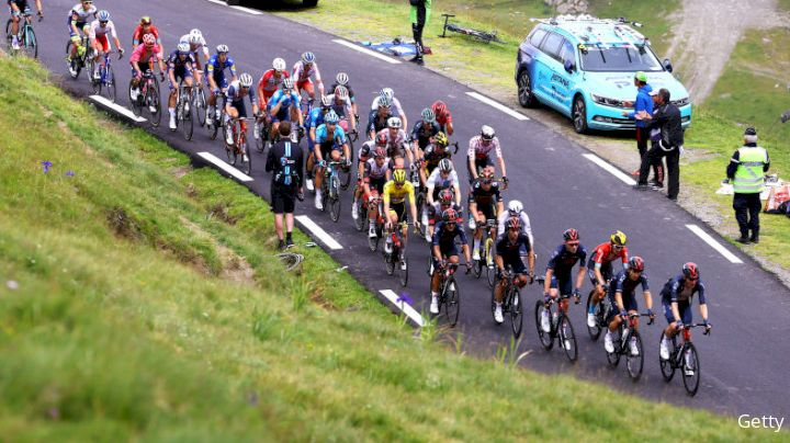 Watch In Canada: 2021 Tour de France Stage 18