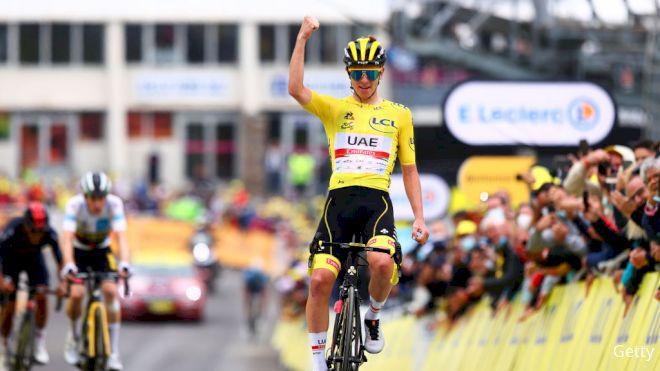 Tadej Pogacar Wins In Tour de France Mountains Again