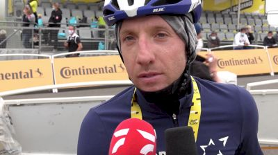 Michael Woods: Taking Confidence From This Tour On Stage 18 At The 2021 Tour De France