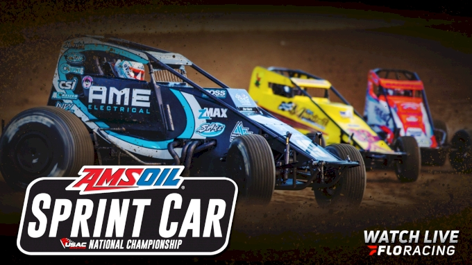 picture of 2021 USAC Sprints at Paragon Speedway