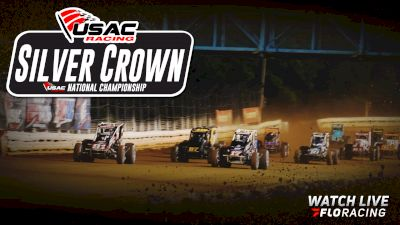 Full Replay | USAC Rollie Beale Classic at Toledo 10/10/21