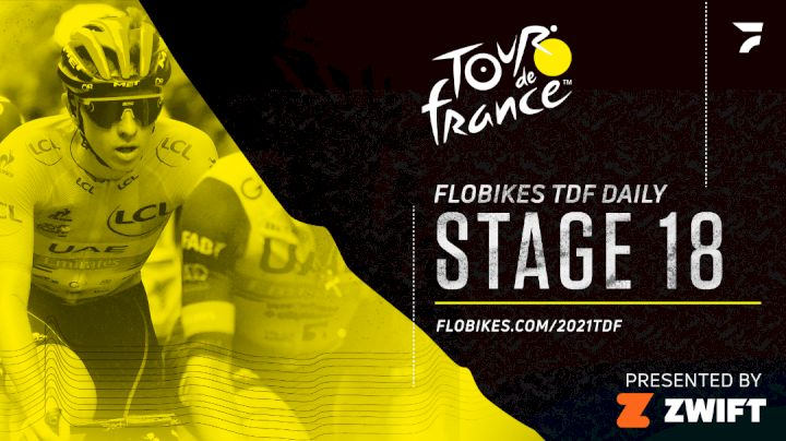 Tadej Pogacar Can't Be Stopped With Only Two Stages Left before Paris   FloBikes Tour de France Daily