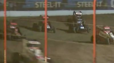 Feature Replay | USAC Chad McDaniel Memorial at Solomon Valley