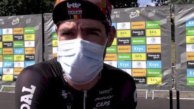Thomas De Gendt: 'This Is Probably The Last Tour I'll Do' At The 2021 Tour De France