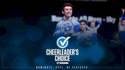 DEADLINE EXTENDED: Nominate Your Team For Cheerleader's Choice!
