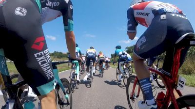 Extended On-Board Highlights: A Stressful Day In The Crosswinds On Stage 19 Of The 2021 Tour de France