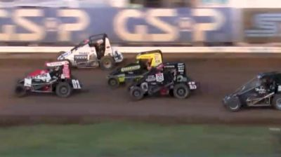 Heat Races | USAC Midwest Midget Championship Friday at Jefferson Co.