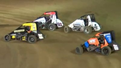 Highlights | USAC Midwest Midget Championship Friday at Jefferson Co.