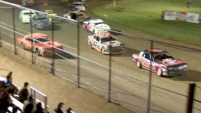 Feature Replay | IMCA Stock Cars at Marshalltown